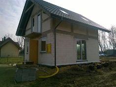 Budowa projektu Oleńka  #budowa #dom #architektura