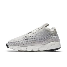 low priced 32f8c ce45d Nike Air Footscape Woven Chukka QS Mens Shoe Size 11.5 (Cream) Sneaker  Release,