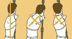 Wilayah Persekutuan Archery: Archery Technique Tips - part 1