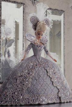 Bob Mackie Madame Du Barbie 1997, MIB 17934                                                                                                                                                                                 More