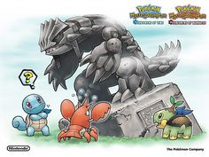 Pokémon Mystery Dungeon - Pokemon Mystery Dungeon Photo (9121288) - Fanpop