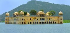 Jaipur - Rajasthan is one of the most popular tourist destinations in North, India. Most famous tourist places in Jaipur like- City Palace, Jaigarh Fort, Hawa Mahal and Jal Mahal Best Tourist Destinations, Tourist Places, Jaipur Travel, India Travel, Agra, Taj Mahal, Country Inn And Suites, Best Travel Deals, North India