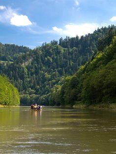 Spływ Dunajcem   by Siuloon