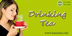 Drinking tea makes your metabolism become more extreme in its rate. Thus, the body is able to burn fats and calories all night long. http://www.teasyteas.com/