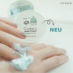 NEU bei See My Skin! Die *Cookie & Hand Cream (Mint)* von IT'S SKIN. Zum Produkt: https://www.seemyskin.de/hand/  Die *Cookie & Hand Cream* gibt es in 3 Sorten: ♡ Original (mit Vanille-Duft) ♡ Strawberry (mit Erdbeer-Duft) ♡ Mint (mit Duft nach Minze)  #seemyskin #itsskin #itsskindeutschland #handcreme #handpflege #kbeauty #neu #koreanischekosmetik #asiatischekosmetik #koreanischehandcreme #kbeautyblogger #beautytrends #beautytipp #koreanbeauty #beautyblogger #koreancosmetics #germanblogger