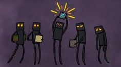 Happy Endermen