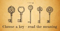 The keys are very old tools of magic. In fact, a key can be used for both divination and ritual purposes. Key in Magic It symbolises the power of the Witch/Mage to change reality and open the doors of the other realms. Usually an old key is used by a Witch/Mage to travel through realms …