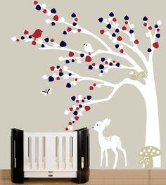 Wall decor for nursery