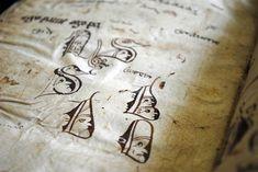 Leiden, Bibliothèque de l'université, BPL MS 111 I, XIVe siècle (Erik Kwakkel)