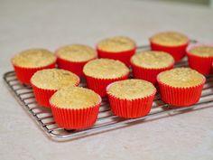 Apple Tea Cake Muffins