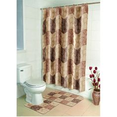 Bathroom Curtains, How to Choose them and also keep the Bathroom Clean and Healthy Cool Curtains, Window Curtains, Bathroom Cabinets, Bathroom Vanities, Bathroom Designs, Bathroom Ideas, Curtains How To Choose, Curtain Designs, Bathroom Cleaning