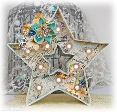 Video Tutorial: Heidi Swapp Shabby Chic Marquee Love Lighted Star