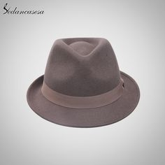 Classic Trilby Hat Male Fedora Hat with 100% Australian Wool Men Hat for  Formal Church Hat FM033012B 993585bd3605