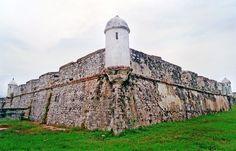 Castillo de San Felipe Puerto Cabello estado Carabobo,Venezuela.