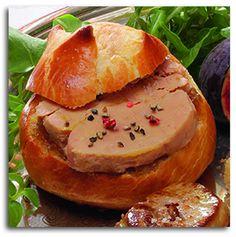 """Idée recette pour les fêtes de fin d'année : """"les petites brioches au Foie Gras"""" #recette #noel #foiegras #cuisine"""