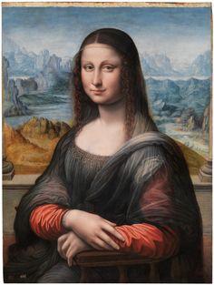 Mona Lisa del Taller del Leonardo da Vinci.