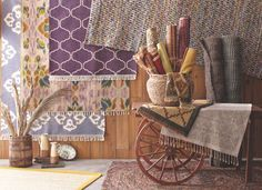Add a touch of the exotic to your home with one-of-a-kind, hand-woven, artisan area rugs or liven up a dreary room with a chic new modern rug. >> Spruce Up Your Space with a 5K #WorldMarketMakeover www.worldmarket.com/sweepstakes