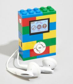 lego mp3 player [2gb memory] - this would be perfect for my son's birthday