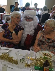 Finley Christmas celebrations - Finley Regional Care Christmas Lunch, Christmas Carol, Lolly Bags, Aged Care, Regional, True Love, Celebrations, Appreciation, This Is Us