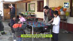 La Comisaría de la Mujer, festejó el Dia del Niño en la Escuela del Para...