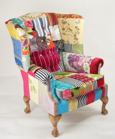 MT @patchworkchairs: We make chairs that make people smile #sustyd2d