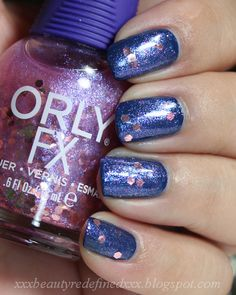 Orly FX Fight On