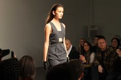 NEW YORK FASHION WEEK AW 2013/2014: ERIN BARR | bevogued blog