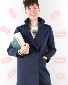 @grainlinestudio announced their latest pattern yesterday, the Yates Coat, and it's goooood. Can't wait to get it in and try our hand at coat making!  We've set up a pre-order listing on our website — if you want to call dibs, place an order before 3pm tomorrow (Thurs Jan 25) to guarantee a copy. Link in profile! 👍 #comingsoontonw #yatescoat #grainlinestudioneedlework_hamiltonyatescoat,grainlinestudio,comingsoontonw