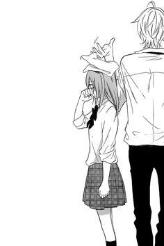 Naruse & Yuki-Namaikizakari