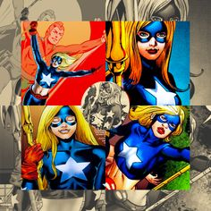 13 Best Stargirl Images In 2017 Comic Art Super Girls Cartoon Girls