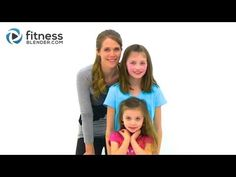 A 25-Minute Bodyweight Workout You Can Do With Your Kids | Lifehacker | Bloglovin'