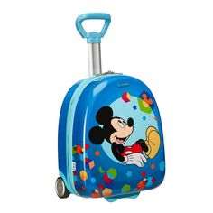 039964fa4bf Hard upright 45 cm Mickey spectrum Samsonite Disney Wonder Suitcase Bag,  Spinner Suitcase, Travel