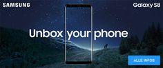 Samsung Galaxy S8 Vorbestellung http://www.simdealz.de/aktionen/samsung-galaxy-s8-vertrag/