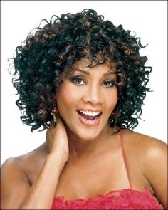 Best-Received African American Hairstyle Custom Specially Designed Short Curly Wig about 14 Inches