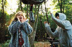 "Xavier Dolan — freedominthemusique: Adele filming the ""Hello"". Xavier Dolan, Adele Daydreamer, Adele Music, Hello Youtube, Adele Adkins, Adele 25, Vocal Coach, Private Life, Scene Photo"