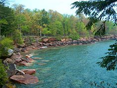 TravelWisconsin.com Article - Fall in Big Bay State Park on Madeline Island