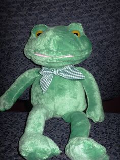 Animal Alley Frog