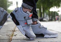 Nike Air Trainer Cruz: Grey