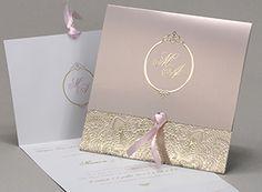 Faire-part mariage M24-003-R