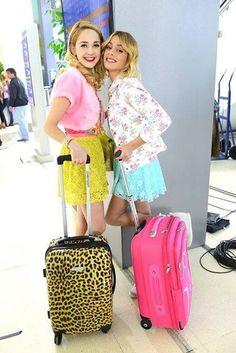 Martina e Mercedes na temporada 3 de Violetta #MartinaEMercedes #ViolettaELudmila