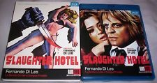 Slaughter Hotel 1971 Klaus Kinski Raro Bluray Like New Rosalba Neri