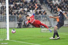 FBL-FRA-LIGUE1-BORDEAUX-PSG Neymar Vs, Football Match, Paris Saint, Saint Germain, Goalkeeper, Psg, Still Image, Bordeaux, Goaltender