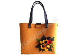 keçe çanta - KOL ÇANTASI-felt bag