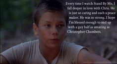 This is too true. River Phoenix you will be missed.