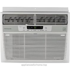 pin by appliancesforhome on air conditioners frigidaire 10 000 btu 115v window mounted compact air conditioner temperature sensing remote control check