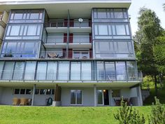 Derby - Apartment - CRANS-MONTANA - Switzerland - 422 CHF 2-room apartment 54 m2, on the ground floor. Comfortable and beautiful furnishings: living/dining room with cable TV and DVD. Exit to the garden, to the terrace, south facing position. 1 room with 1 f