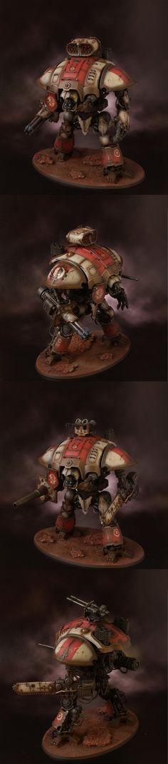 Mechanicum Imperial Knight Titan