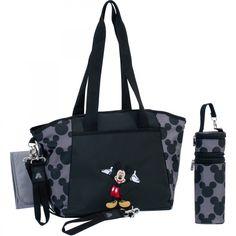 Disney ディズニー ミニーマウス 5-in-1 マザーズバッグ セット :disn3999:アイディーリ輸入雑貨専門店 - 通販 - Yahoo!ショッピング