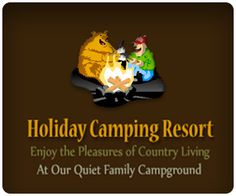 Camping Friends Forever | Holiday Camping Resort