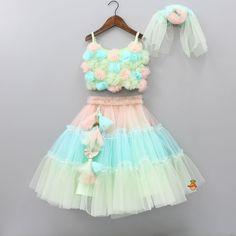 Frocks For Girls, Dresses Kids Girl, Kids Outfits, Lehenga For Girls, Kids Lehenga, Kids Dress Wear, Kids Gown, Baby Frocks Designs, Kids Frocks Design
